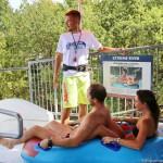 Tonno Nostromo 'naviga' in Aquafan