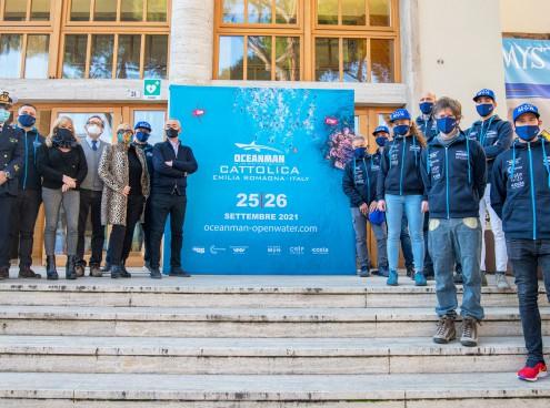 Costa Parchi sostiene l'evento OceanMan nella tappa di Cattolica