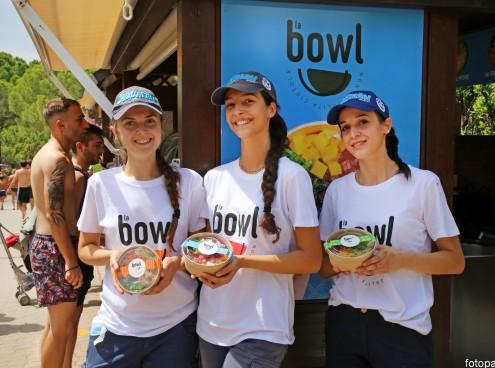La Bowl... e ti senti subito alle Hawaii