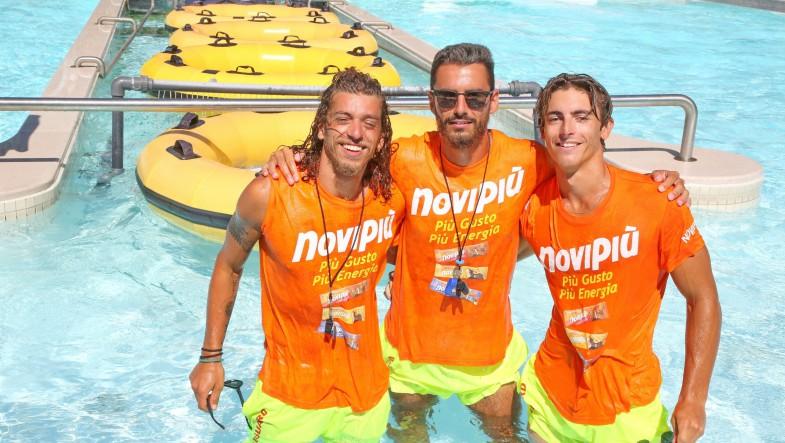 Novi all'Aquafan, piacere on the go!