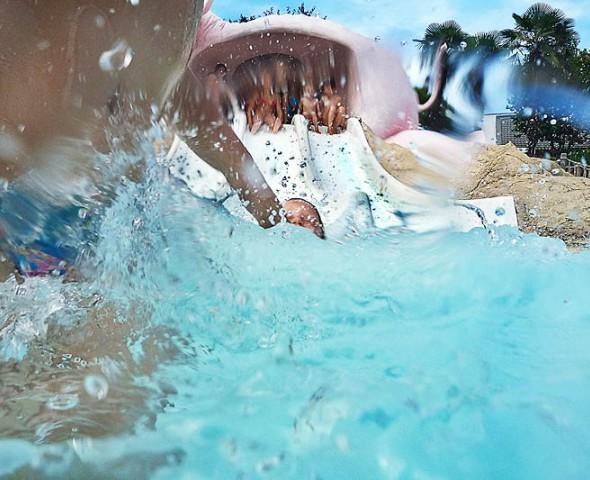 La piscina dell'Elefante